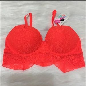 Push Up Bralette - Small